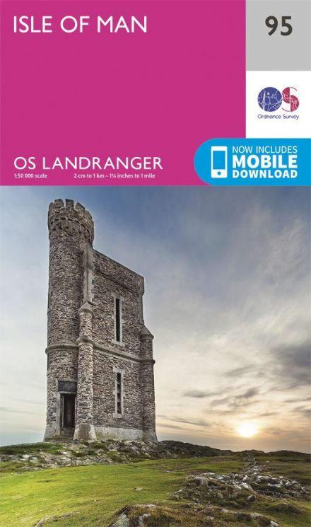 OS Landranger 95 Isle of Man